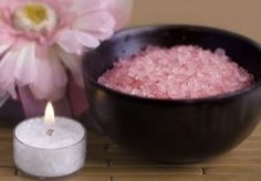 home made bath salts