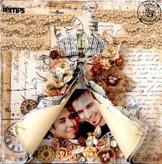 Layout: Temps **Prima**  An awesome layout..http://www.scrapbook.com/gallery/image/0/3777055.html?utm_source=bronto_medium=email_term=Image+-+http%3A%2F%2Fwww.scrapbook.com%2Fgallery%2Fimage%2F0%2F3777055.html_content=9+Top+Pages+%2B+Big+Bazzill+Basics+Discount_campaign=DOD#