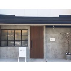 Exterior building facade store fronts 57 ideas for 2019 Exterior Siding Colors, Exterior Paint Colors For House, Facade Design, Exterior Design, House Design, Design Shop, Shop Facade, Building Facade, Deco