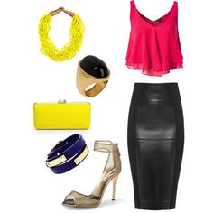 """""""Chic"""" by char2709 on Polyvore"""