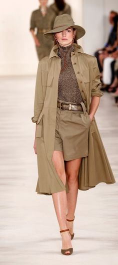 Mercedes-Benz Fashion Week Raulph Lauren - Runway, spring 2015