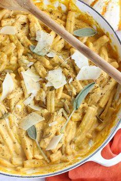 Recipe: Creamy One-Pot Pumpkin Pasta