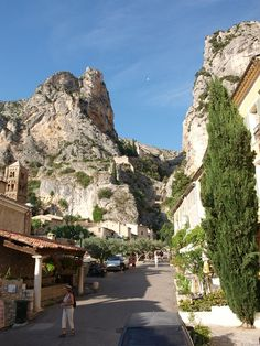 Top 10 Beautiful Places to Visit in France Moustiers Sainte-Marie