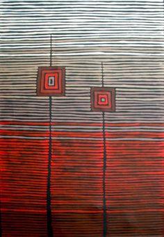 40 Complex Yet Beautiful Aboriginal Art Examples Aboriginal Painting, Aboriginal Artists, Dot Painting, Encaustic Painting, Indigenous Australian Art, Indigenous Art, Australian Artists, Kunst Der Aborigines, Native Art