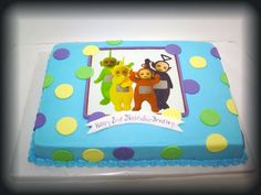 Teletubbies on Cake Central