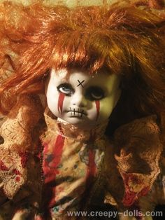 10 Halloween Horror Dolls To Give You Nightmares