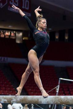 Maddie Karr DU Gymnastics