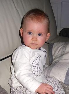 Eloïse, 10 mois