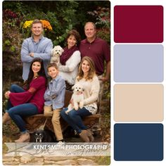 family photo outfits My favorite color combo so far My favorite color combo so far Fall Family Picture Outfits, Family Portrait Outfits, Family Picture Colors, Fall Family Portraits, Family Picture Poses, Colors For Family Pictures, Picture Ideas, Photo Ideas, Extended Family Pictures
