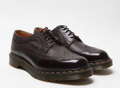 Dr. Martens 'Made in England' Men's 3989 Brogue Shoes