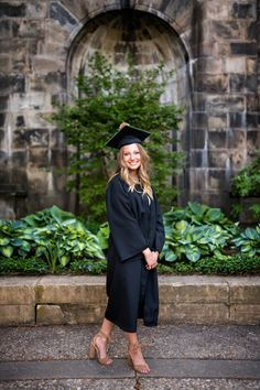 Jefferson College Philadelphia Graduation Photos ©Tessa Marie Images www. Girl Graduation Pictures, Graduation Picture Poses, Graduation Portraits, Graduation Photoshoot, Grad Pics, Graduation Images, Senior Pictures, Senior Photography, Graduation Photography