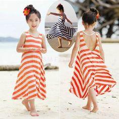 Descubre algunas nuevas tendencias de este año en vestidos casuales para niña. Por eso te invito ingresar a: http://vestidosdenina.com/vestidos-para-nina-casuales/