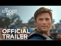 """See the first trailer for """"The Longest Ride"""" starring #ScottEastwood - based on the novel by #NicholasSparks"""