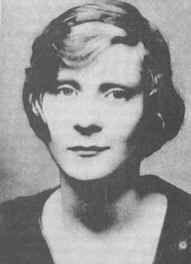 Peg Entwhistle, reportedly the first Hollywood starlet to commit suicide at the Hollywoodland sign...