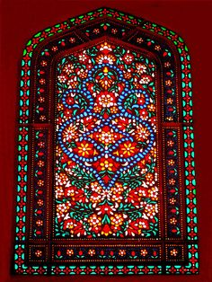 stained glass #persian style :) #design