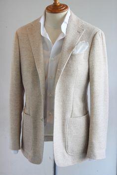 RING JACKET LUXURY TWEED JACKET MATERIAL: wool...