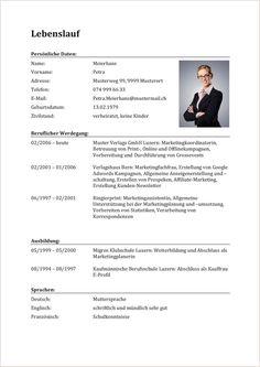 Lebenslauf Muster Beruflicher Werdegang Myoscommercetemplates Com Lebenslauf Lebenslauf Vorlagen Word Beruflicher Werdegang