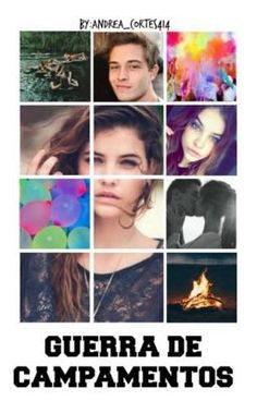 "Deberías leer "" Guerra de campamentos "" en #Wattpad #novelajuvenil"
