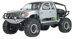 Axial 1/10 SCX10 Trail Honcho 4WD RTR