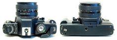 Praktica BX20, Pentacon MC 50mm