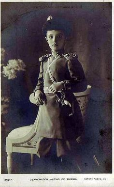 Crown Prince Alexej of Russia