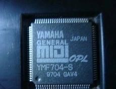 YMF704C-S  YMF704-S  QFP100  1PCS