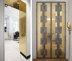 CocoKelly:BRASS DOORS
