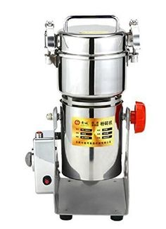 300g stainless steel highspeed grinder mill family medicial powder machine commercial electric grinder Mill Herb Grinderpulverizer *** Check out this great product.  This link participates in Amazon Service LLC Associates Program, a program designed to let participant earn advertising fees by advertising and linking to Amazon.com.