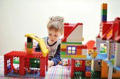 Charly et ses Lego