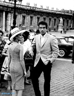 Natalie Wood & Warren Beatty, 1960