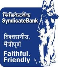 Syndicate bank has released the final selected list for the posts of specialist officers in various departments.