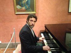 Alessio Boni al Puccini Museum Lucca, 2015