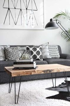 Trouvailles Pinterest: Le marbre | Interior Stylist, Living Rooms and Stylists