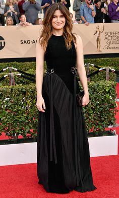 Millie, Anna and more celebs who are striking a pose on the SAGs red carpet