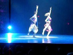 So You Think You Can Dance Bollywood Jason and Caitlynn