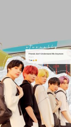 Annyeonghaseo, Tommorow by Together imnida! Cute Patterns Wallpaper, Cool Wallpaper, Wallpaper Quotes, Band Wallpapers, Cute Wallpapers, Kpop Backgrounds, South Korean Boy Band, Aesthetic Wallpapers, Boy Bands