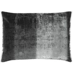 Designers Guild Phipps Graphite Cushion (£95) ❤ liked on Polyvore featuring home, home decor, throw pillows, grey, gray throw pillows, grey throw pillows, grey accent pillows, striped throw pillows and charcoal throw pillows