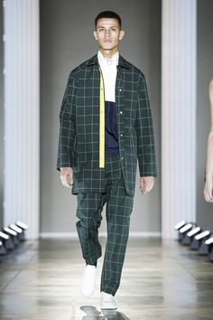 Wood Wood Menswear Spring Summer 2018 Collection in Milan