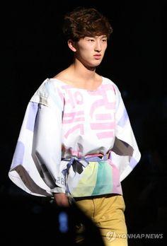 A fashion show in Incheon!