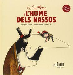 21 de desembre: «En Guillem i l'home dels nassos» de Georgina Duran i Ferran Orta (il.). El Gegant. L'home dels nassos és un personatge de la mitologia catalana que només es deixa veure l'últim dia de l'any. I sabeu per què? Perquè comença l'any amb 365 nassos i no vol que el vegi ningú. Com cada dia perd un nas, el darrer dia de l'any només li'n queda un i surt a passejar-se pels carrers. Però Guillem té la sort que enguany l'home dels nassos ha vingut a jugar amb ell i han fet amistat!