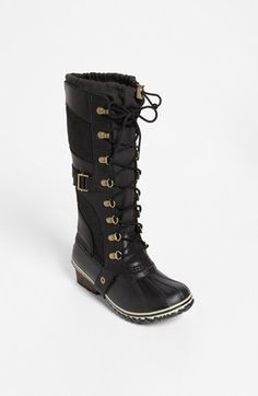 Sorel 'Conquest Carly' Boot available at #Nordstrom