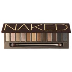 Naked Urban Decay Eyeshadow gift idea for your girlfriend   25 Killer Christmas Gift Ideas for your girlfriend here: http://www.kailayu.com/25-killer-christmas-gifts-for-your-girlfriend/