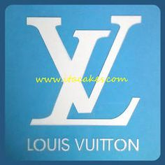 Our Louis Vuitton Stencil is one of our top-selling cake decorating supplies of all time. Customers love all of our LV stencil for royal icing, fondant, butter