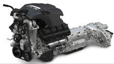 2019 Dodge Ram 1500 Engine