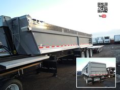 Ocean Trailer sells Utility Wilson Super B Trailer, Fontaine Double Drop, CMIC Chassis and Raja trailers. Trailers For Sale, Commercial, Trucks, River, Truck, Rivers, Cars