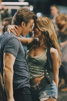 Footloose (2011). Julianne Hough and Kenny Wormald.