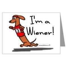 I'm a Wiener!