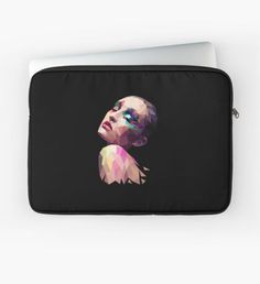 'Wings' Laptop Sleeve by Macbook Air Pro, Sleeve Designs, Back To Black, Sell Your Art, Laptop Sleeves, Wings, Plush, Horse, Notebook Covers