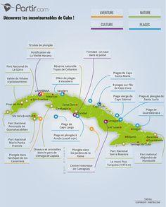 Varadero, Cayo Santa Maria, Cayo Coco, Vinales, Trinidad, Road Trip, Sites Touristiques, Cuba Travel, Woodland Party