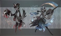 November Scarfox Auction (closed) by Kawiku on DeviantArt Character Concept, Character Art, Concept Art, Magical Creatures, Fantasy Creatures, Pokemon, Creature Drawings, Anthro Furry, Character Design Inspiration